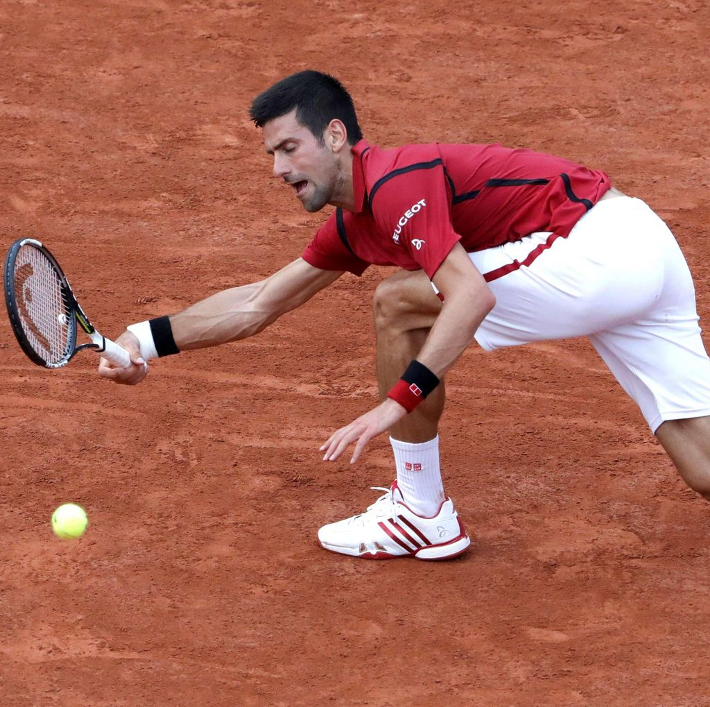 Belum Kehilangan Set, Djokovic Maju ke Babak Keempat