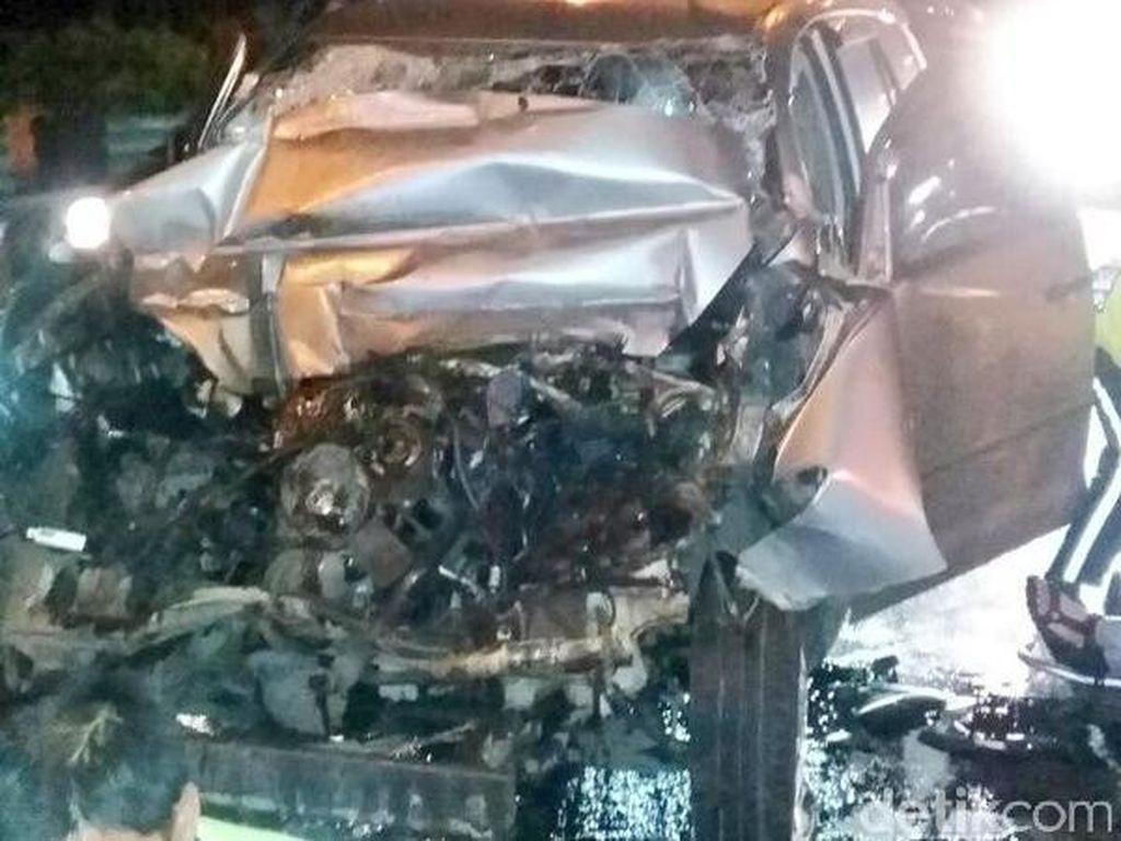 Ini Kronologi Kecelakaan di Tol Gedong Panjang yang Tewaskan 1 Orang