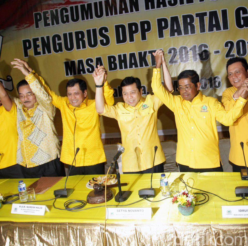 Novanto Sudah Bicara ke Jokowi Soal Dukungan ke Pilpres 2019