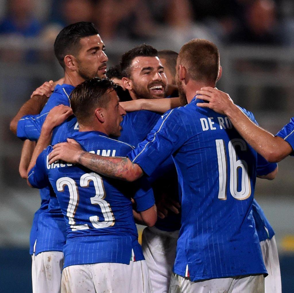 Italia Menang Tipis 1-0 Atas Skotlandia