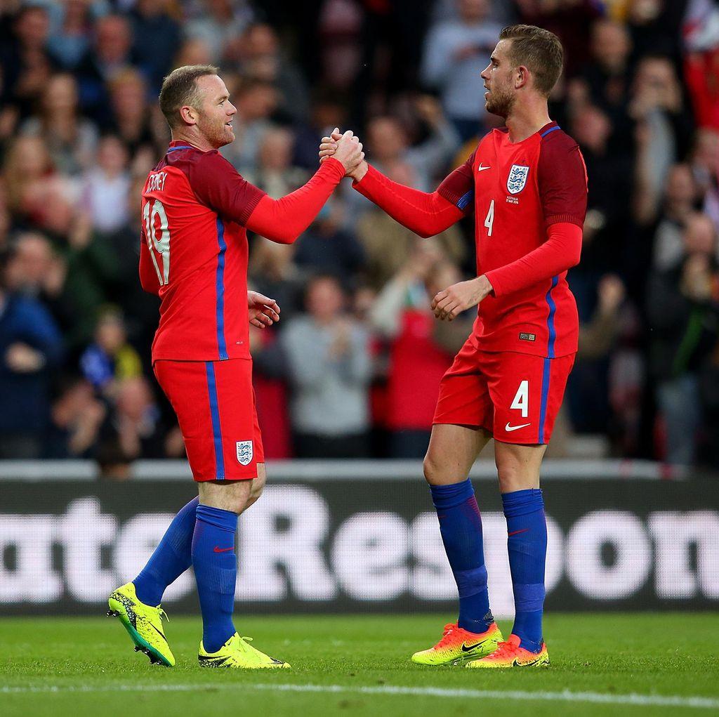 Rooney Tak Harus Jadi Starter di Setiap Laga Inggris