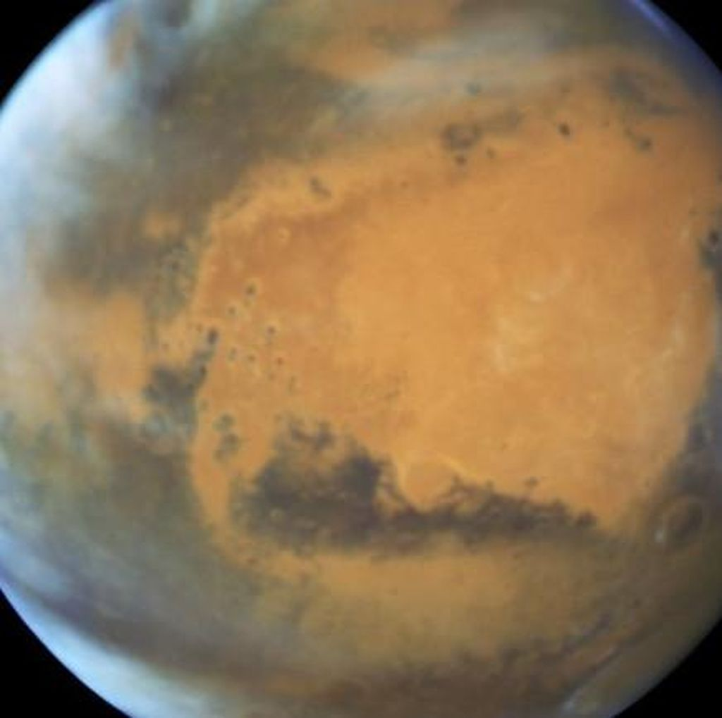 Pekan Ini, Mars dan Bumi Ada pada Jarak Terdekat dalam 11 Tahun