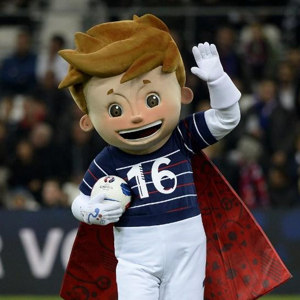Super Victor, Si Bocah Superhero Maskot Piala Eropa 2016