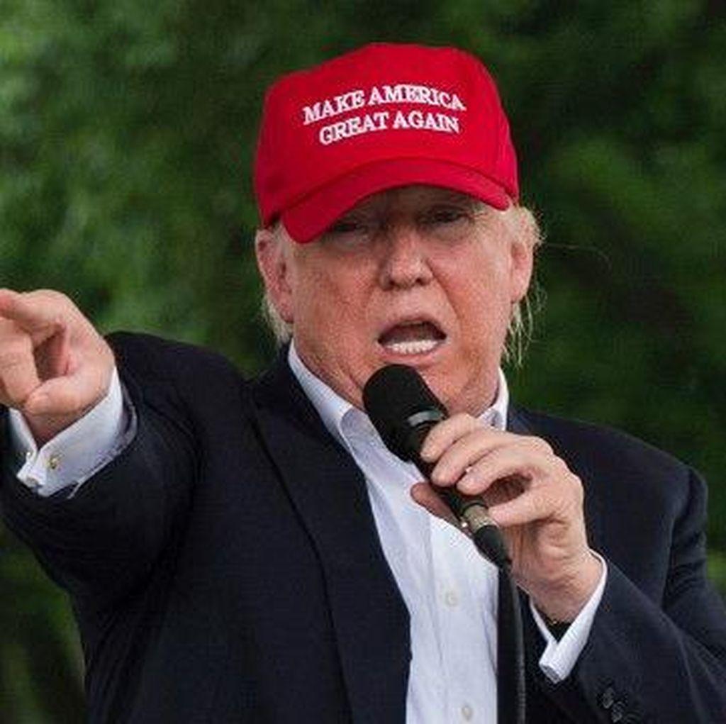 Trump: Imigran Dilayani Lebih Baik Ketimbang Serdadu Veteran AS