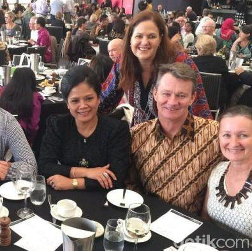 Mempromosikan Indonesia Lewat Jamuan Makan di Perth
