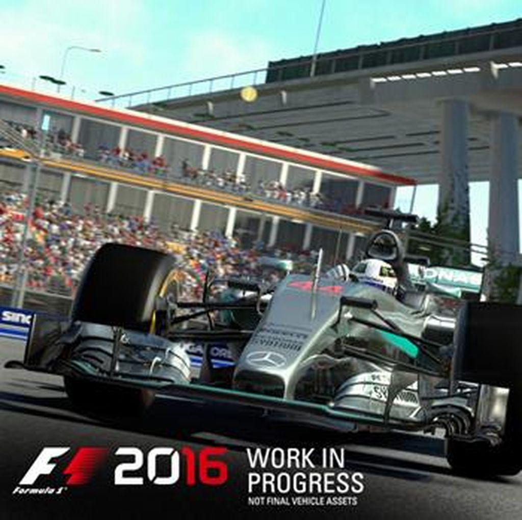 Game F1 2016 Siap Tancap Gas!