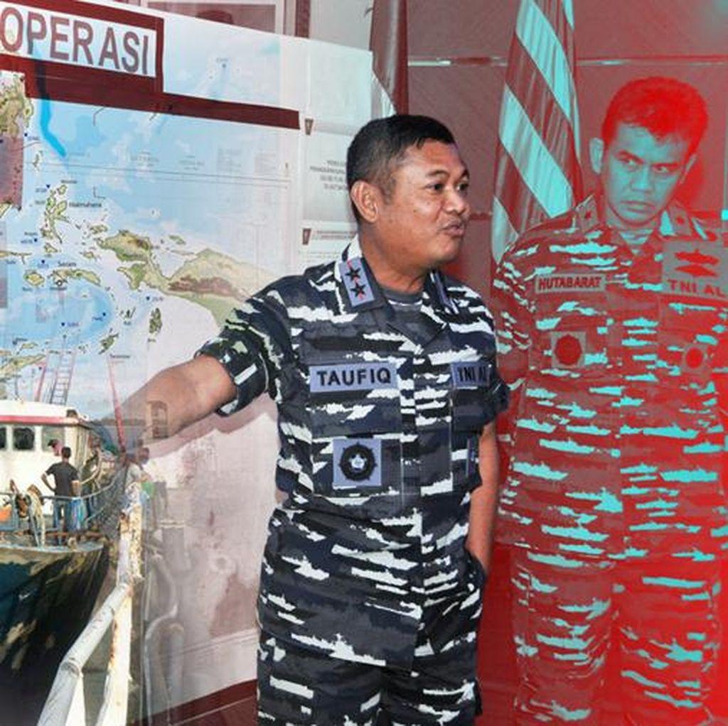 Drama Pengungkapan Illegal Fishing di Laut Natuna