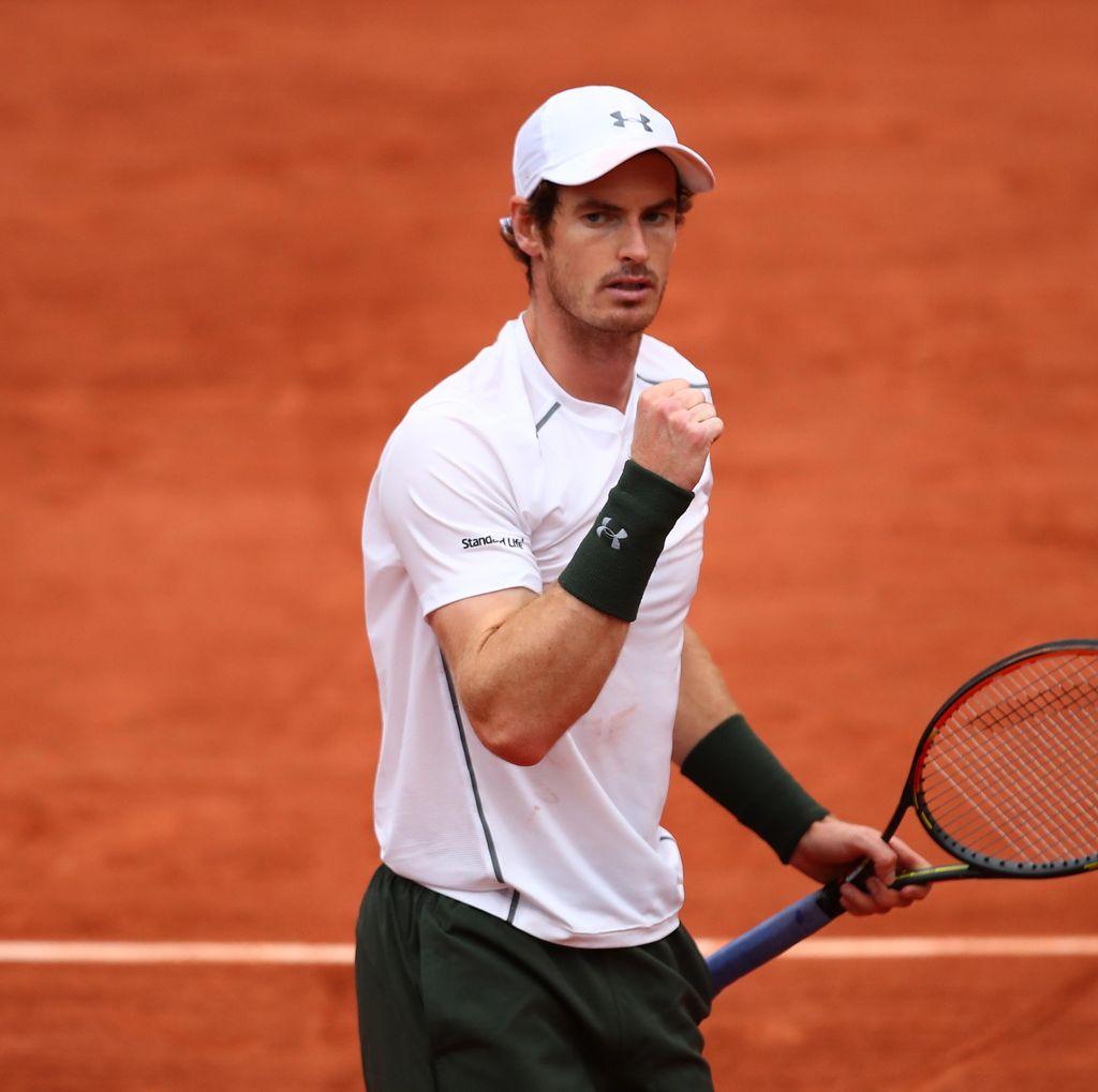 Murray Lolos ke Perempatfinal, Nishikori Tersingkir