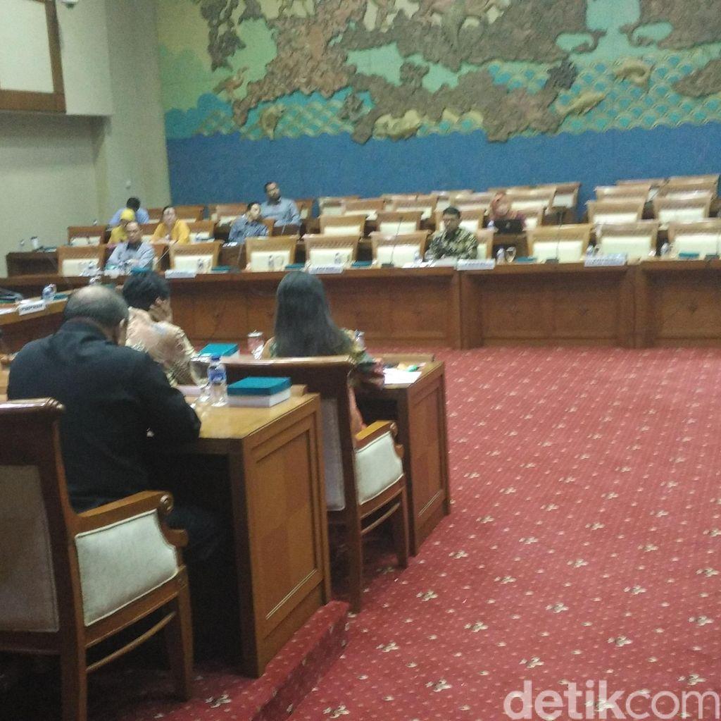 Bahas Revisi UU Terorisme, Pansus DPR Undang Ormas Termasuk FPI