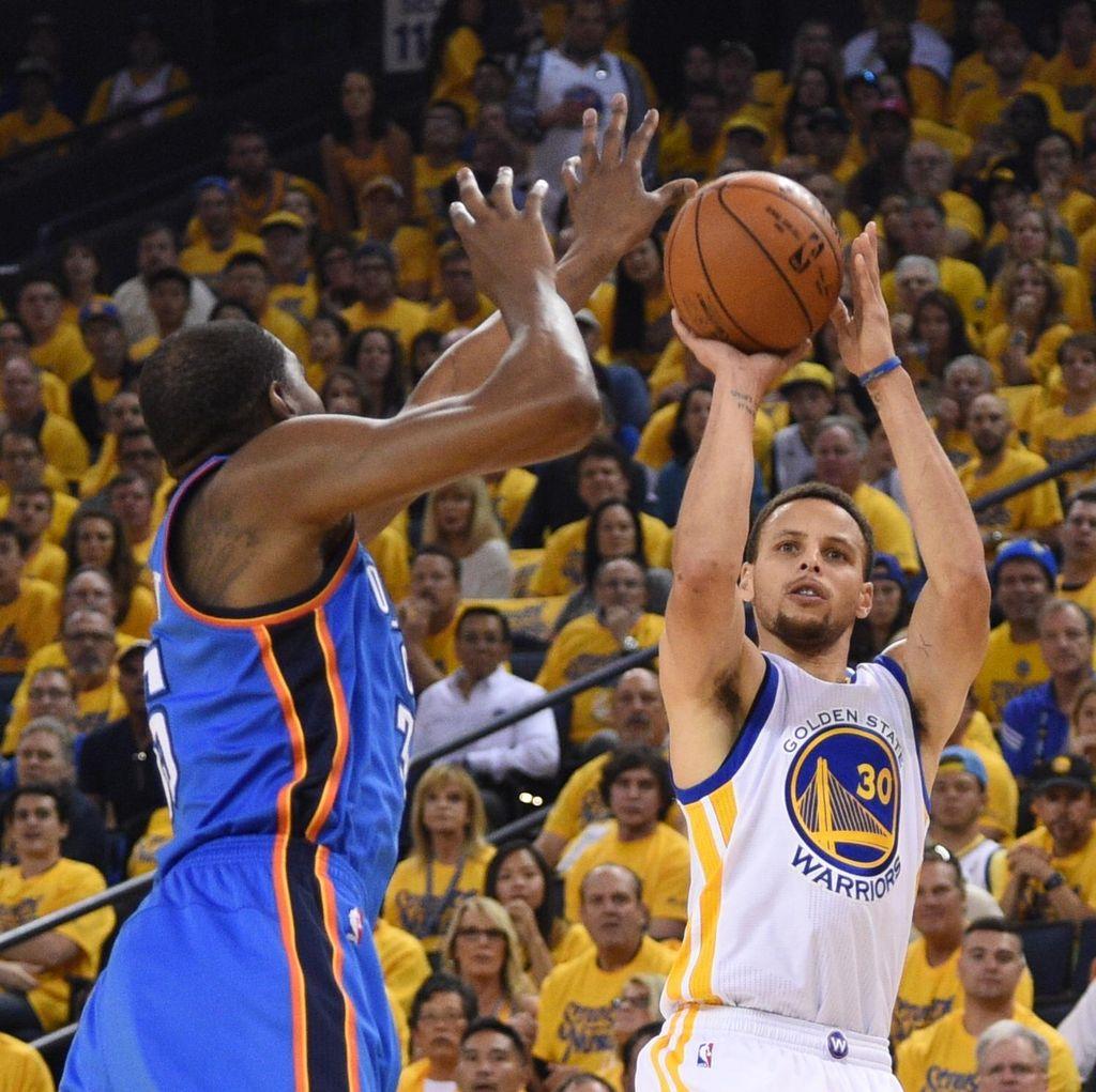 Warriors Kembali Bertemu Cavs di Final NBA