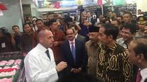 Lewat Hypermarket Ini, Jokowi Ingin Buah Asal RI Mendunia