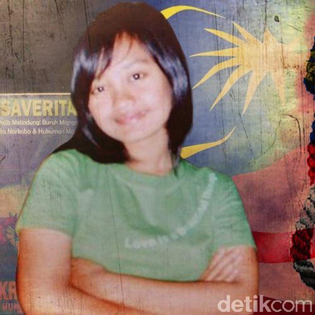 Rita Terancam Hukuman Gantung di Malaysia