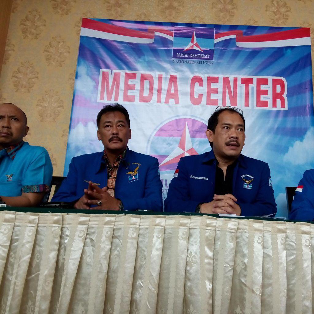 Sejumlah Kepala Daerah Jadi Kandidat Ketua DPD Demokrat Jabar