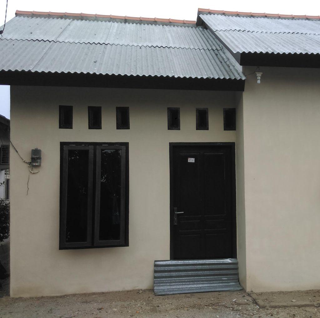 Bedah Rumah dan Kisah Erwin Menanti selama 29 Tahun untuk Miliki Rumah Tembok