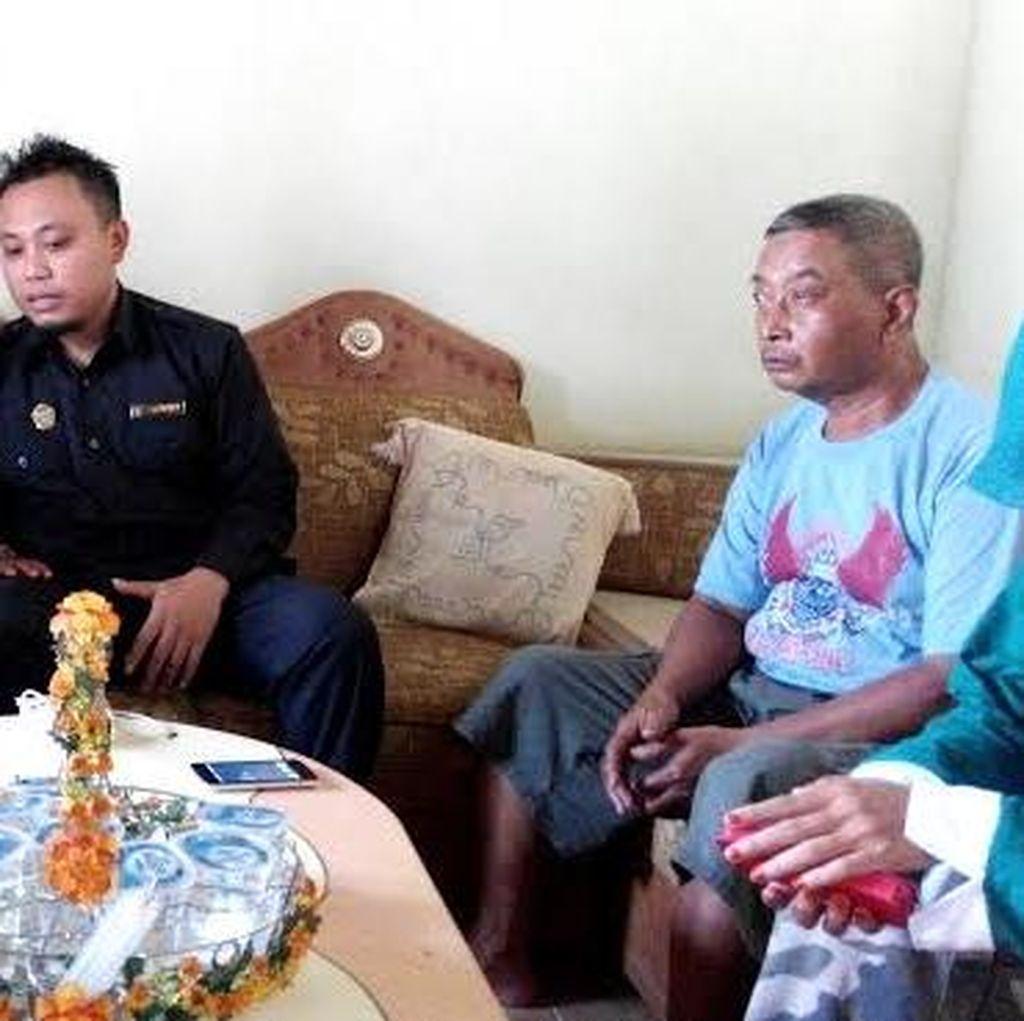 Didatangi Staff Kemenlu, Ibu TKW Rita Menangis Histeris Minta Anaknya Dibebaskan