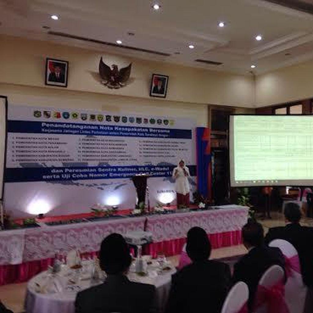 17 Kota Adopsi Sistem e-Goverment Surabaya, Risma: Ilmu yang Saya Sampaikan Silahkan Ambil
