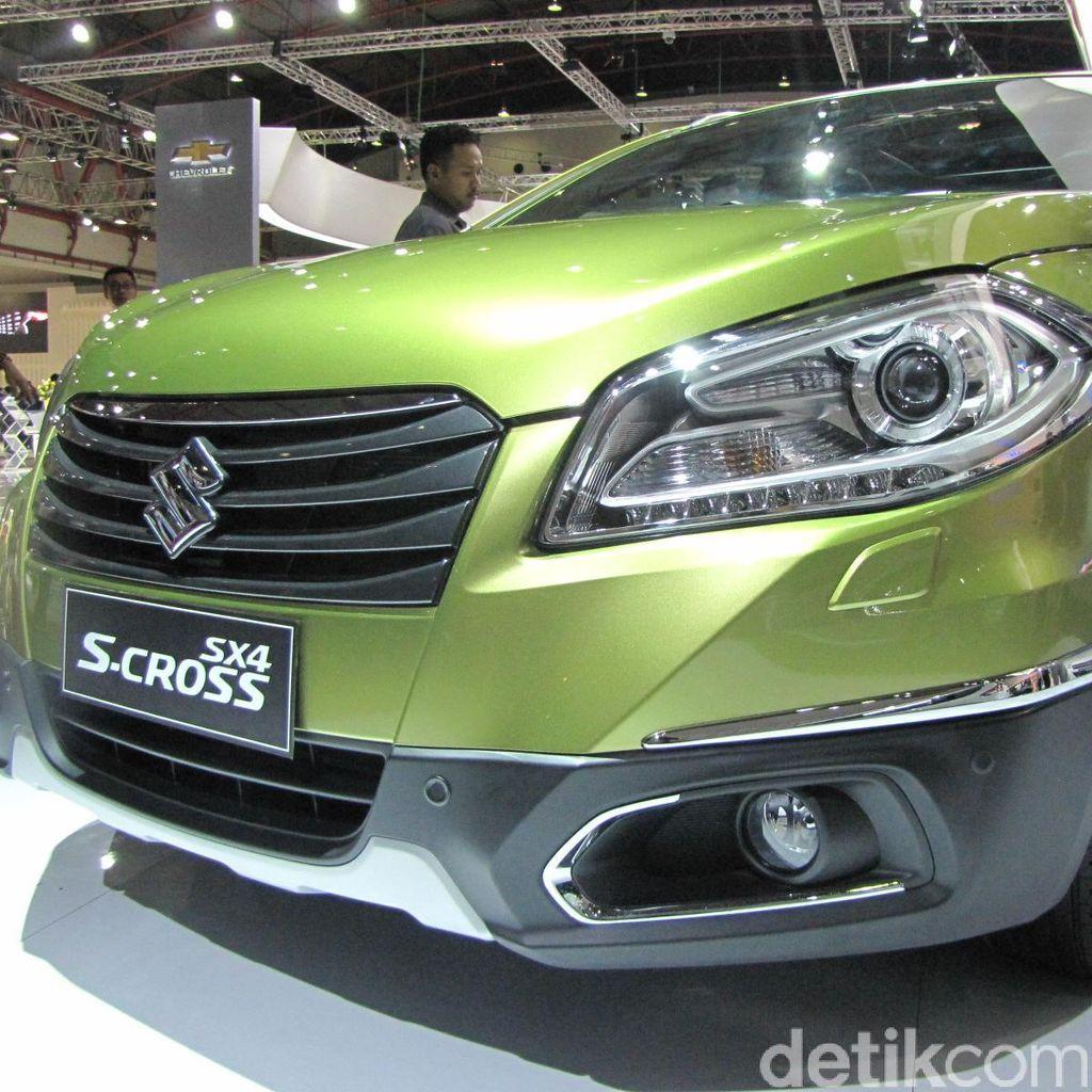 Suzuki: Harga SX4 S-Cross Pasti Bikin Wow!