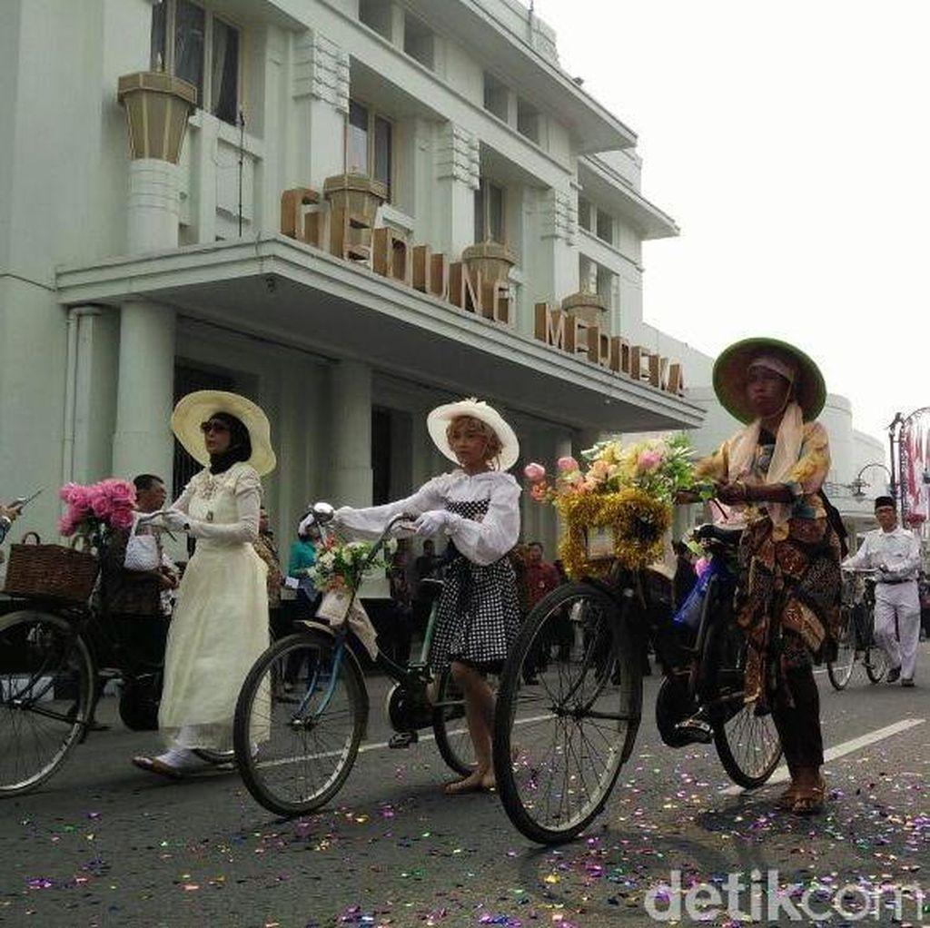 Melihat Semarak Perayaan Peringatan Hari Lahir Pancasila di Bandung