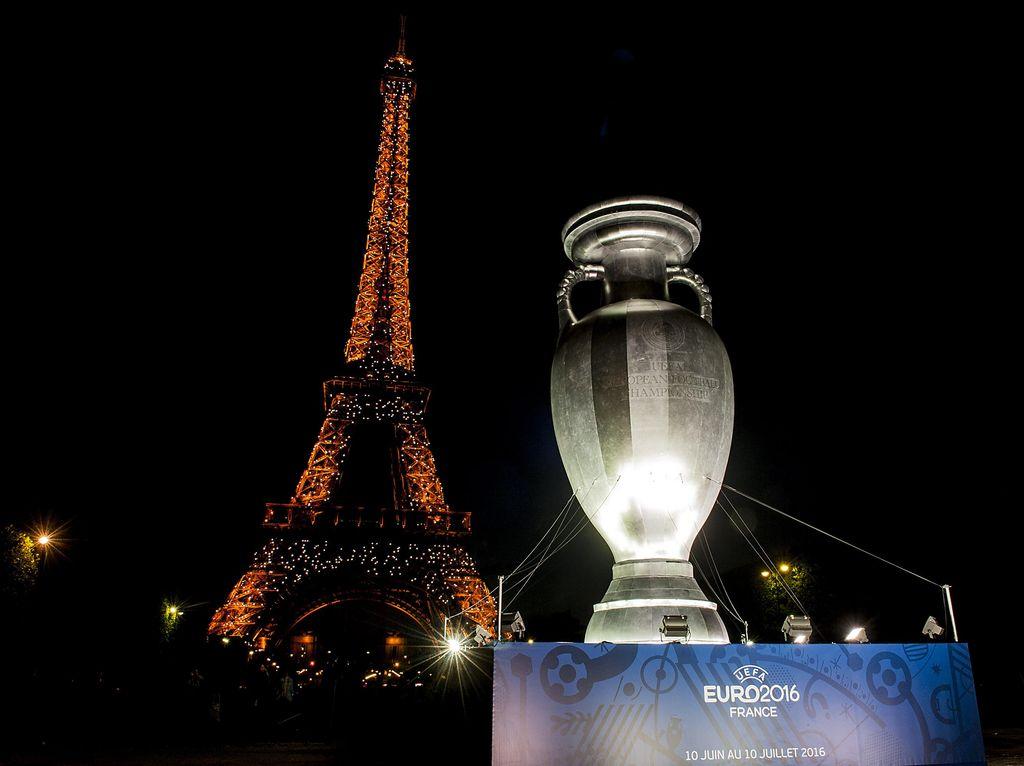 Ini Skuat Lengkap Tim-tim Piala Eropa 2016