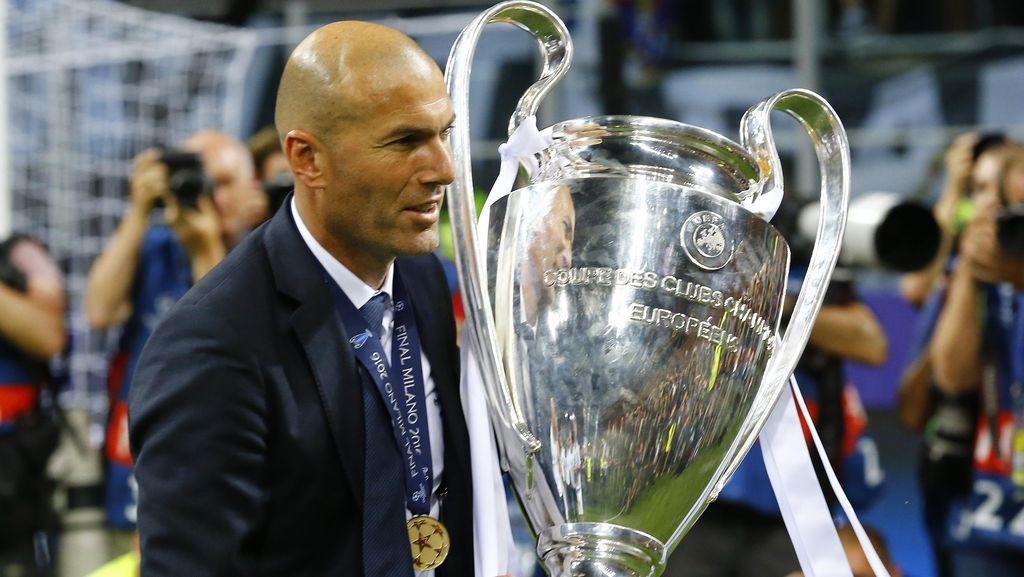 Karena Zidane Piawai Menyampaikan Filosofinya