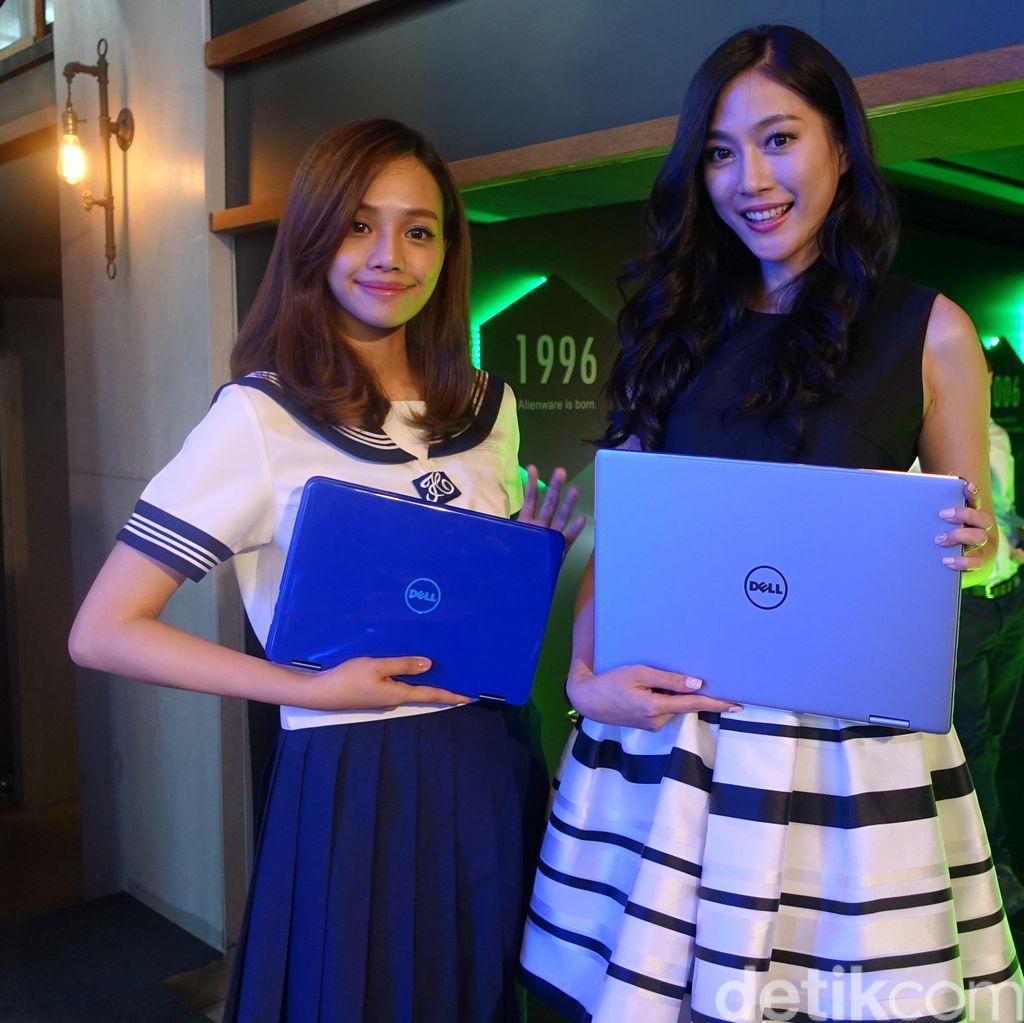 Dell Berambisi Rajai Notebook Hybrid