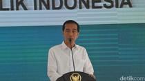 Jokowi Sebutkan 4 Instansi dengan Laporan Keuangan Terburuk