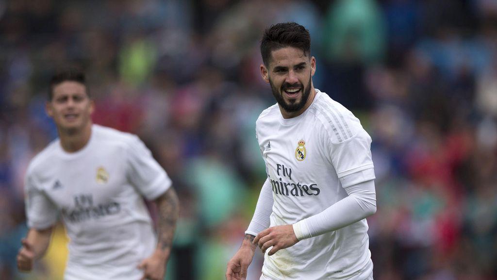 Isco Tetap di Madrid, Ramos: Ini Kabar Baik