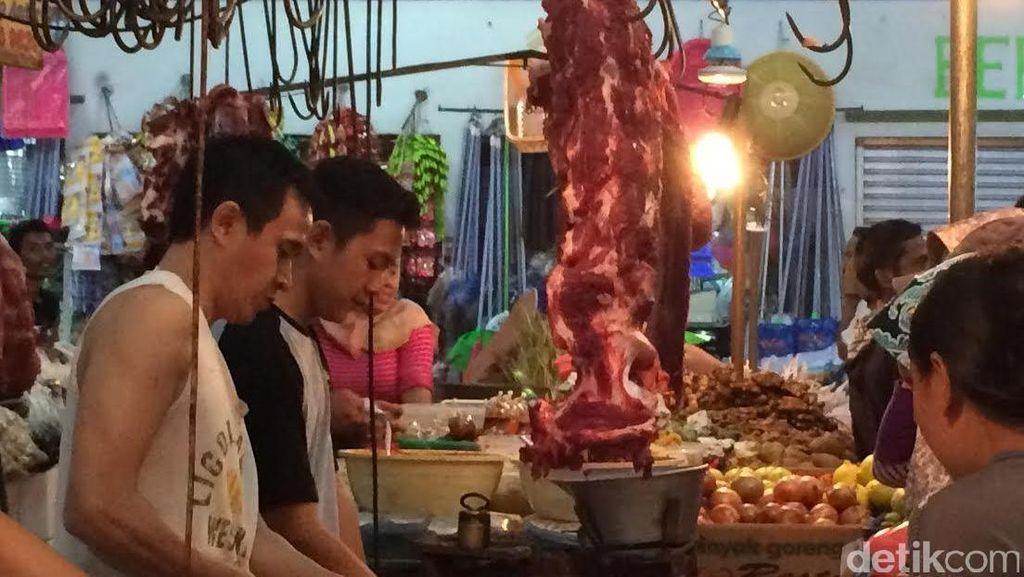 Serbuan Daging Sapi Impor, Pemprov Jatim Nilai Masyarakat Suka Daging Lokal
