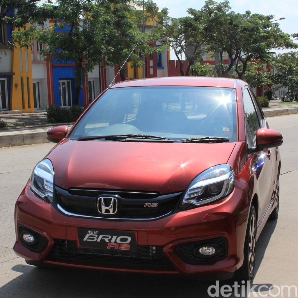 Honda Tutup Warung di Semester Pertama dengan Penjualan 109.662 Unit
