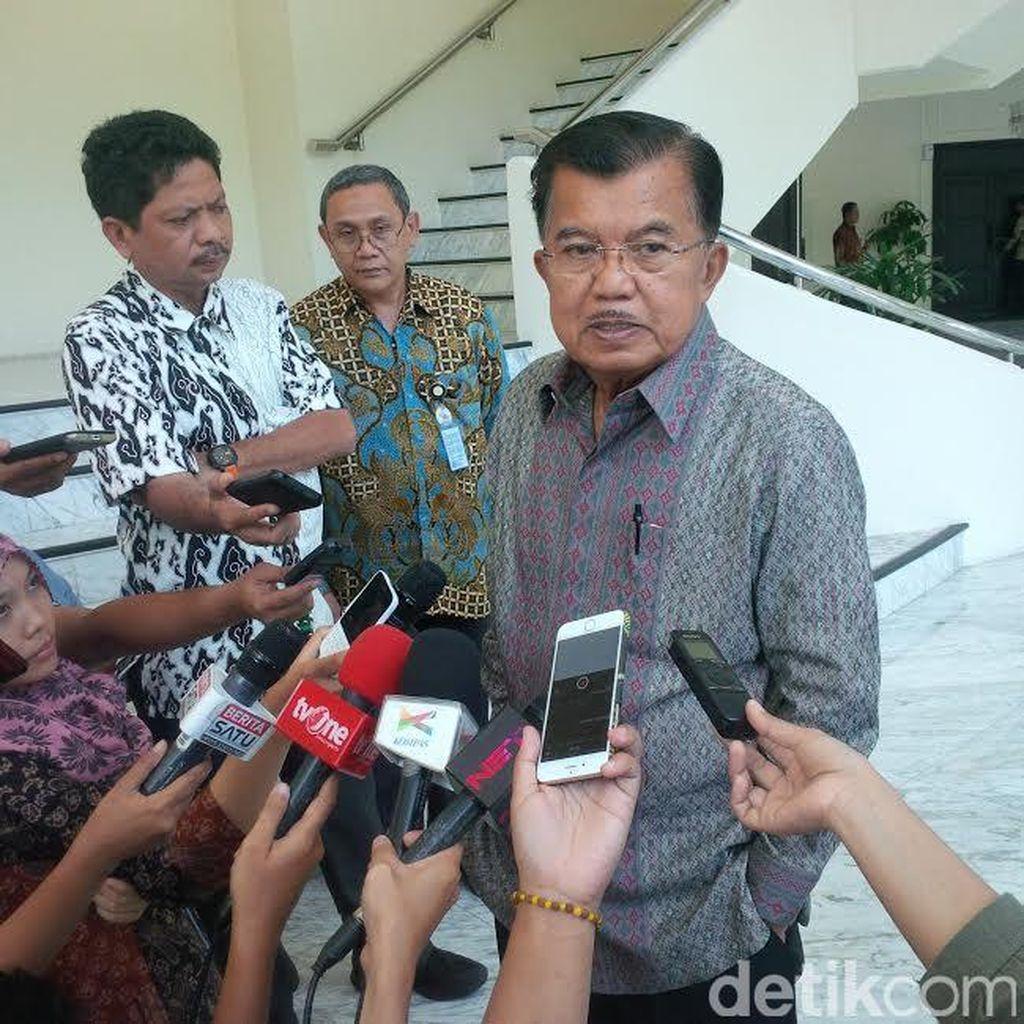 JK Mendadak Dipanggil oleh Jokowi ke Istana, Bahas Reshuffle?