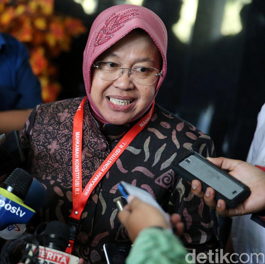 Risma Kembali Tegaskan Tidak Ingin ke Pilgub DKI 2017