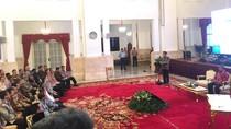 6 Proyek Besar Dibangun, Jokowi: Pekerjaan di Lapangan Akan Saya Ikuti