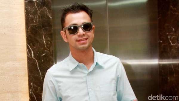 Raffi Ahmad Jadi Paus di Film Finding Dory Versi Indonesia
