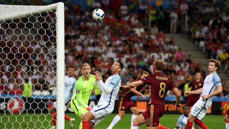 Gol Di Injury Time Batalkan Kemenangan Inggris