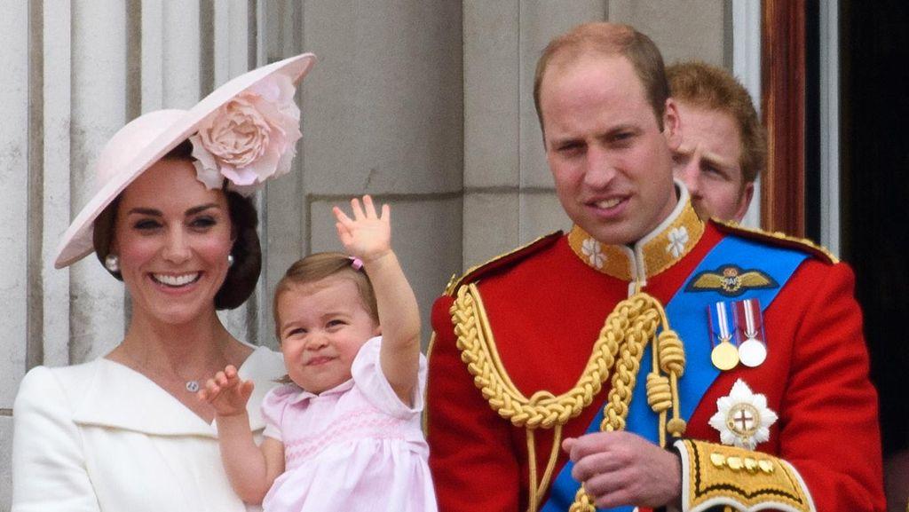 Kate Middleton Disebut Bikin Pangeran William Tambah Kurus