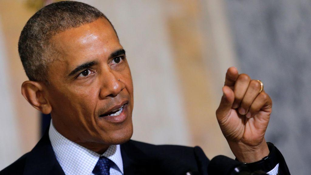 Veto Obama Dibatalkan Kongres AS, Keluarga Korban 9/11 Bisa Tuntut Arab Saudi