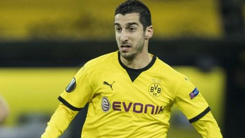 Soal Mkhitaryan ke MU, Bos Dortmund: Keputusan Akhir Pekan Ini