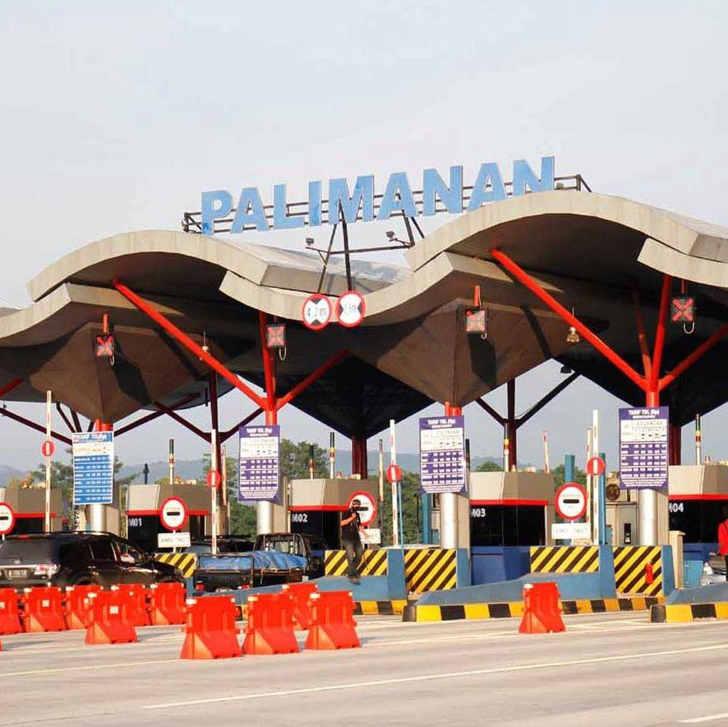 Kadishub Jabar: Siapkan Uang Pas di Tol Palimanan Biar Tak Antre Panjang