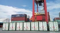 Perusahaan Kapal Korea Setop Operasi di RI, Banyak Kontainer Numpuk di Pelabuhan