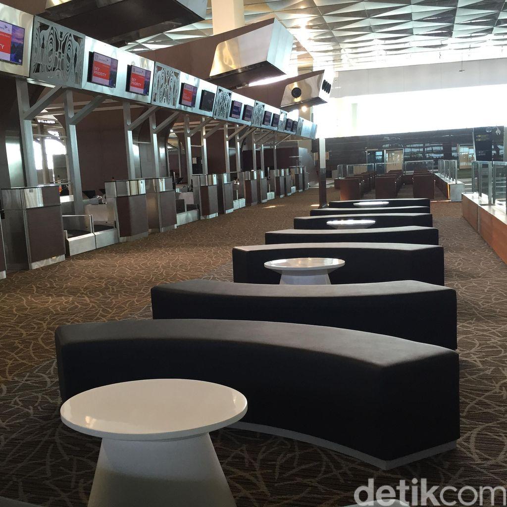 Ini Alasan Kemenhub Belum Izinkan Terminal 3 Ultimate Beroperasi