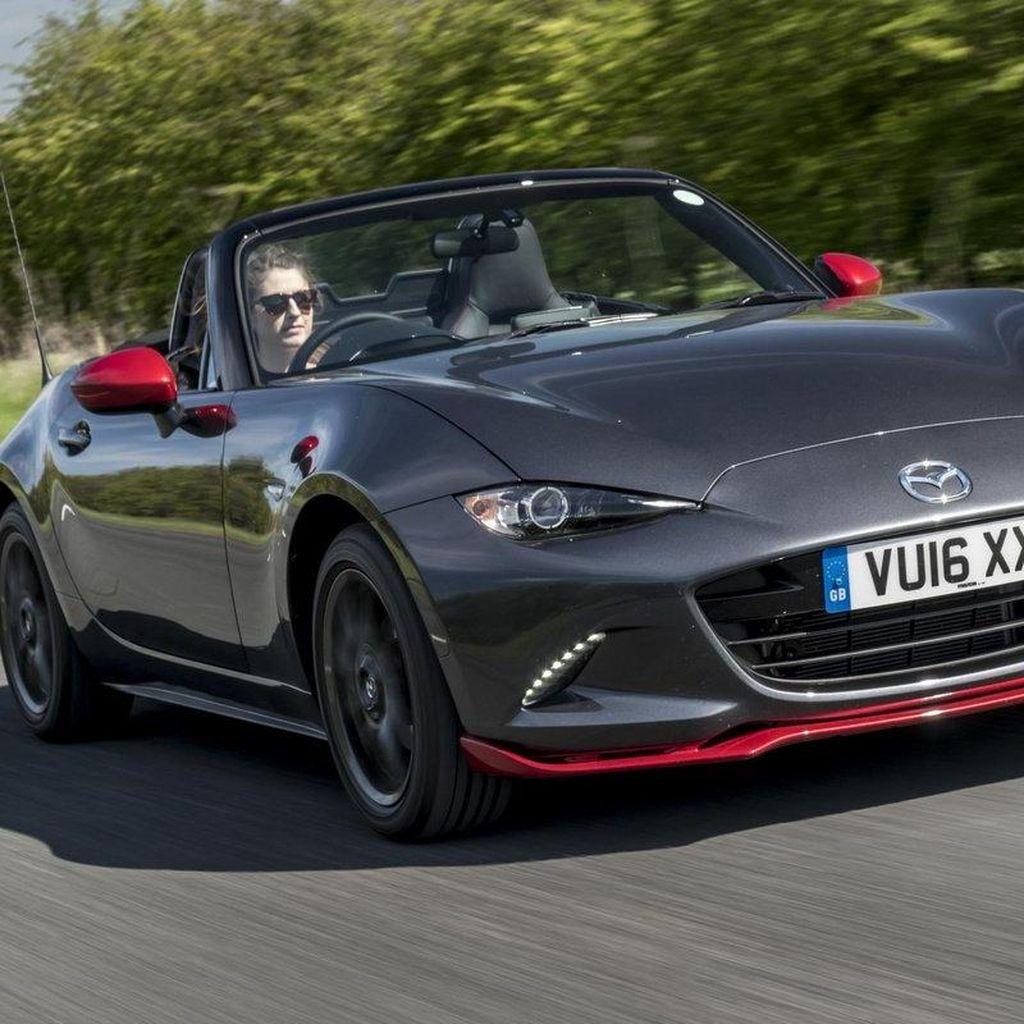 Mazda MX-5 Generasi Terbaru Dijanjikan Lebih Ringan