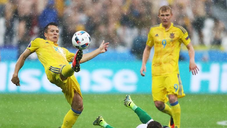 Set Piece Dan Gol Di Menit Menit Akhir Jadi Momok Ukraina