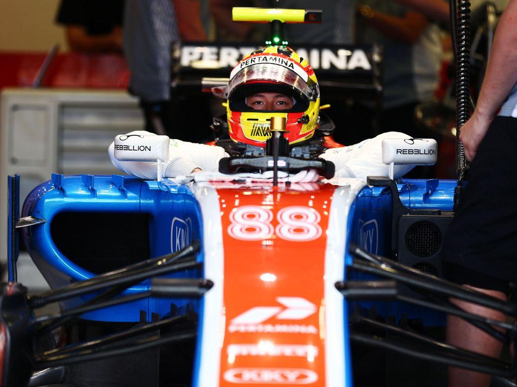 Kelanjutan Rio di F1, Manajemen Manor: Tunggu Saja Nanti