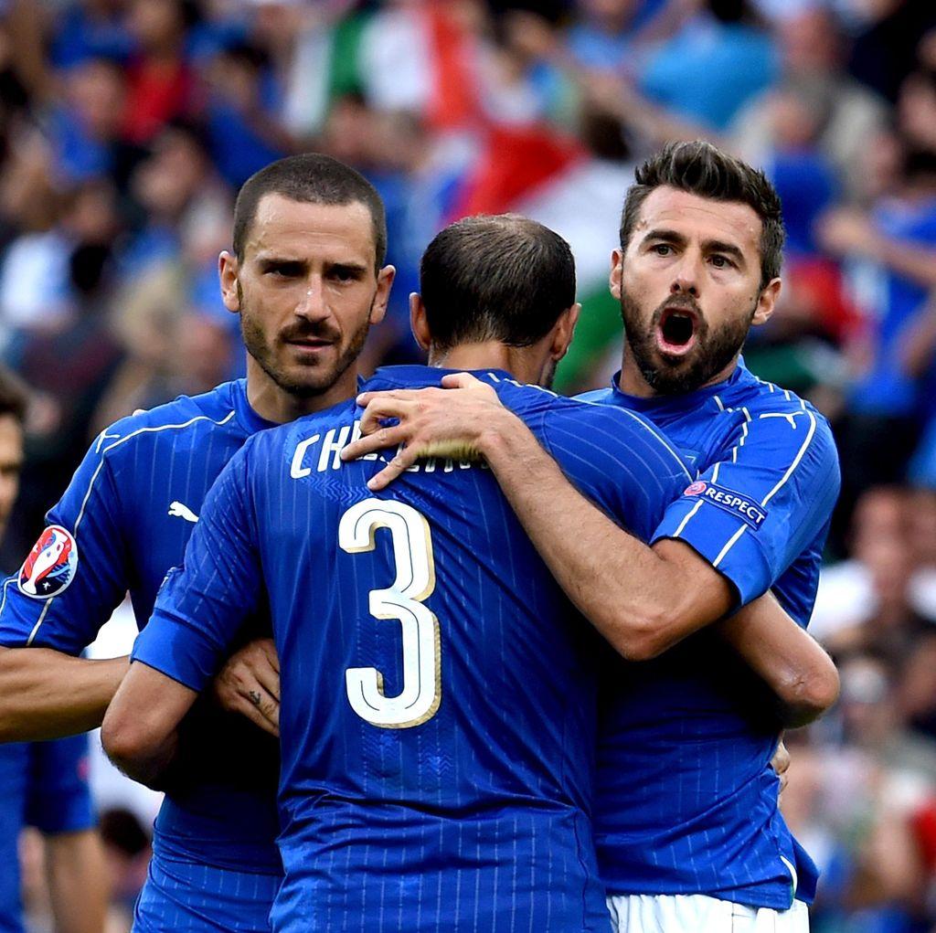 Trio BBC Italia Tangguh, tapi Bukan Tak Bisa Ditembus