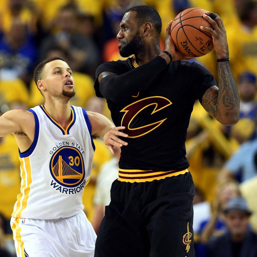 Warriors dan Cavs Masih Jadi Favorit Juara NBA Musim Depan