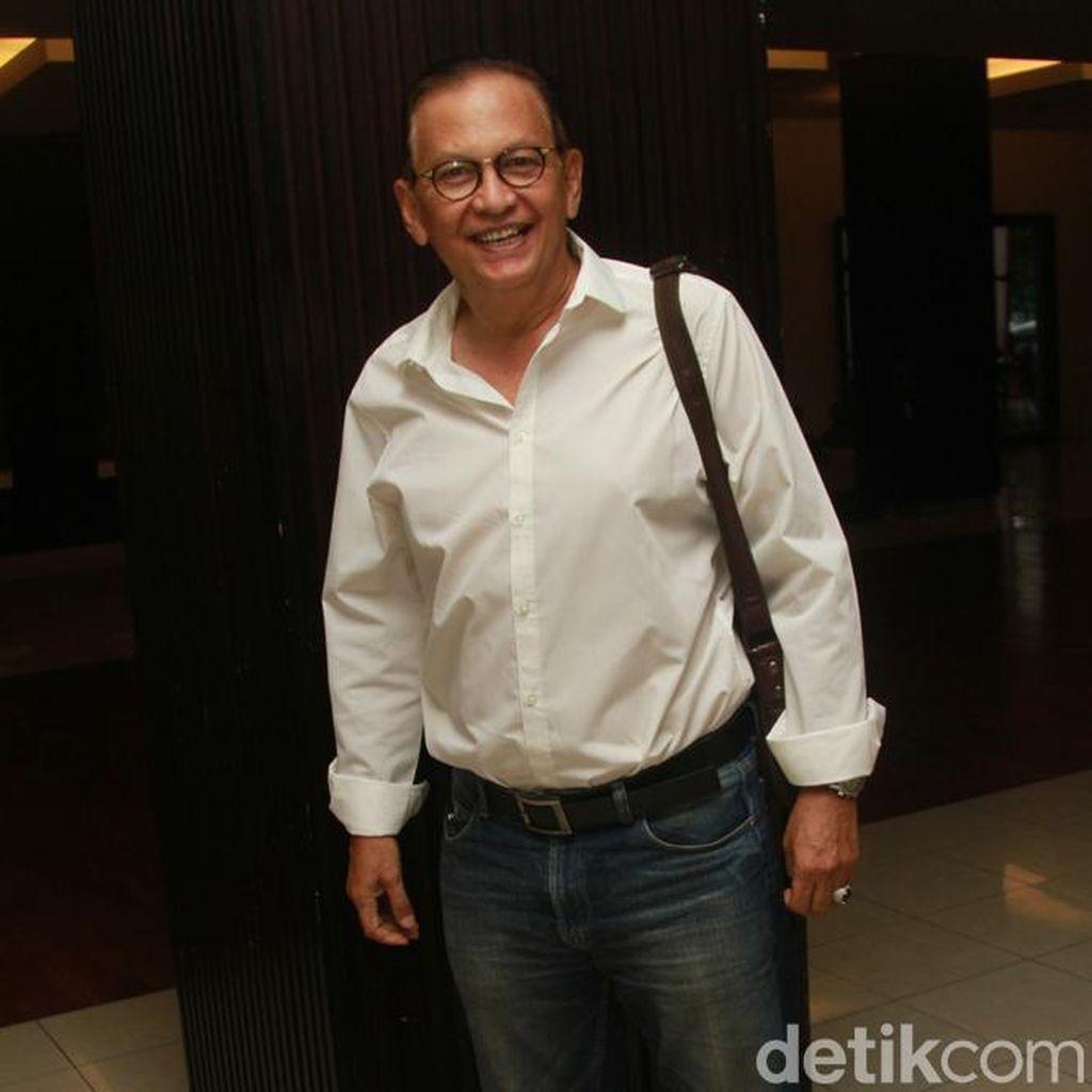 Roy Marten Tertantang Perankan Orang Kaya Bangkrut di Film Terbaru