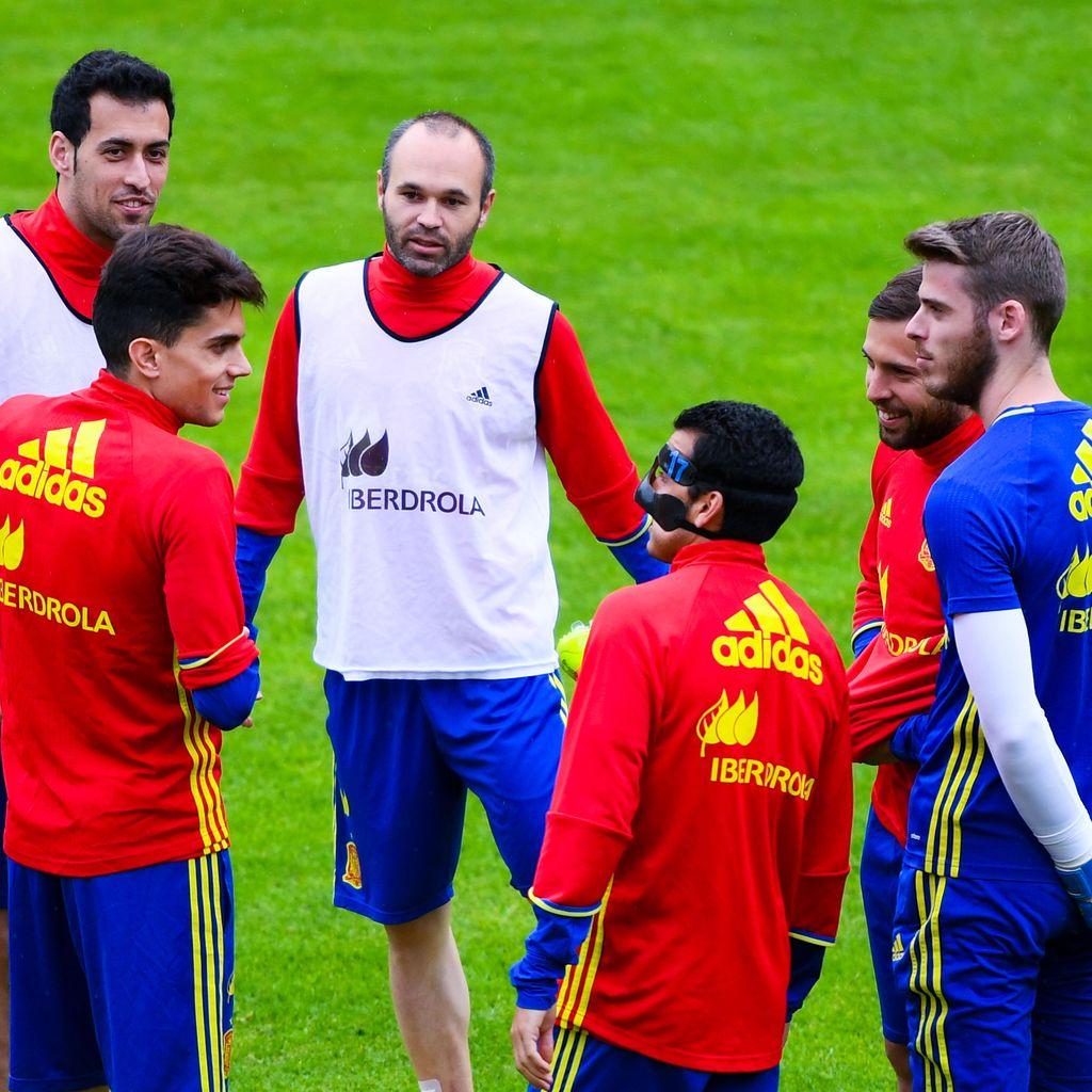 Ancelotti Sebut Spanyol Tak Seagresif Empat Tahun Lalu