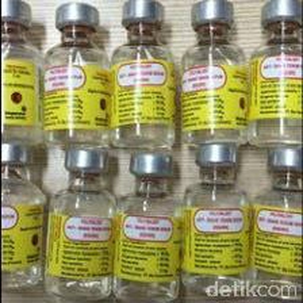 Bongkar Jaringan Vaksin Palsu, Bareskrim Kejar Pengedarnya di Lima Provinsi