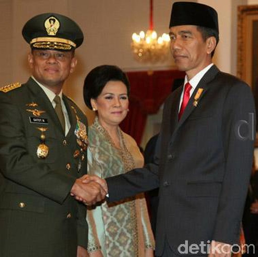 Panglima TNI: Isu Minta Maaf ke PKI Berasal dari Mulut Tak Bertanggung Jawab