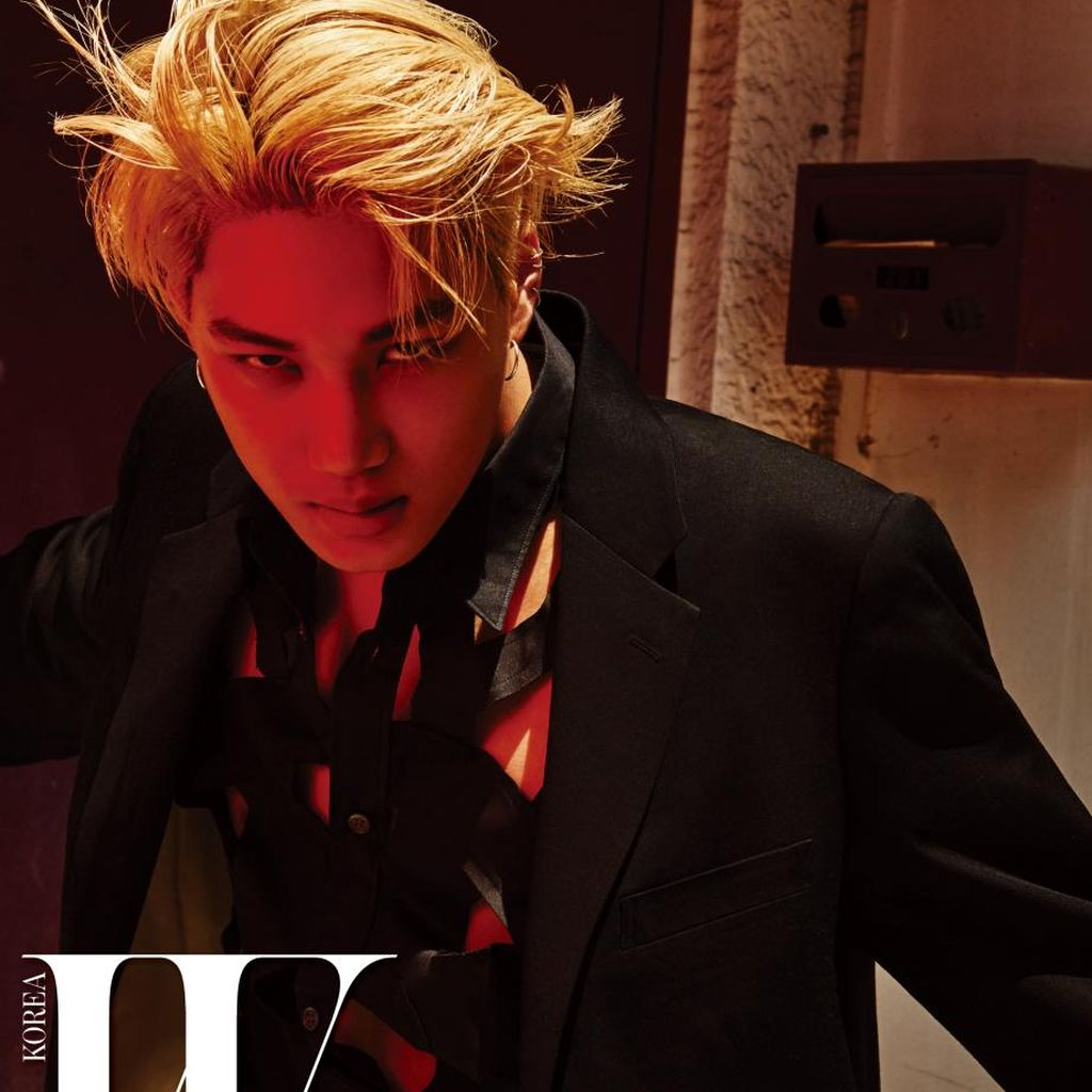 Kai EXO Menangis di Acara Tanda Tangan, Kenapa?